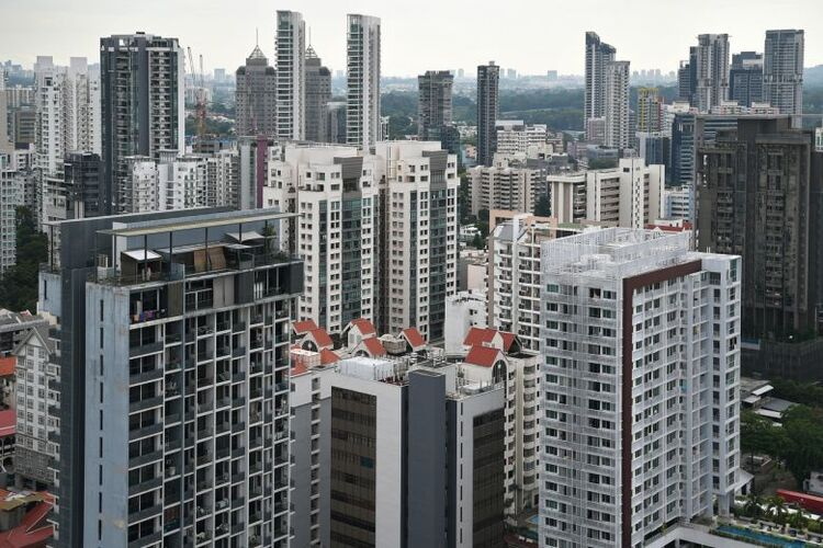 singapore new home sales rebound